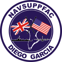 Naval Support Facility Diego Garcia Decal