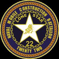Naval Mobile Construction Battalion 22 Decal