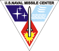 Naval Missile Center Point Magu Decal