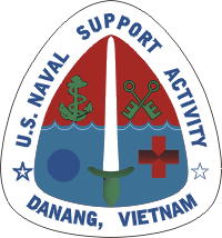 U.S. Naval Support Activity Decal