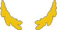 Navy Scrambled Eggs Commander or Captain Decal