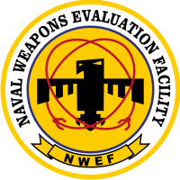 Naval Weapons Evaluation Facility Decal
