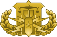 PSBT Public Safety Bomb Technician Badge (Gold) Decal
