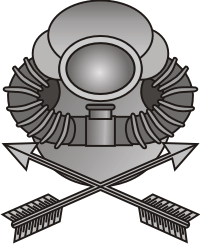 Army Scuba Special Forces Decal