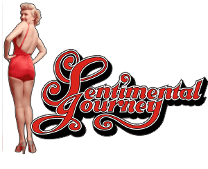 Sentimental Journey (Right) Decal