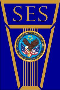 Senior Executive Service VA Decal