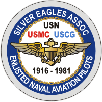 Silver Eagles Association Decal