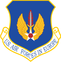 U.S. Air Forces Europe - 2  Decal