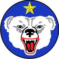 US Army Alaska (USARAK) Decal