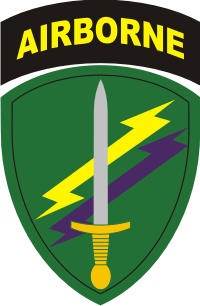 U.S. Army Civil Affairs Psychological Operations Command USACAPOC Decal