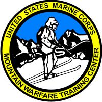 Mountain Warfare Training Center Decal