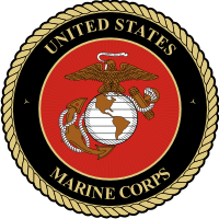 USMC Seal Decal