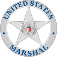 U.S. Marshal Service Badge (1980 – Current) Decal