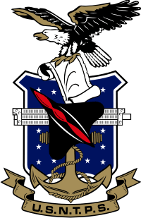 U.S. Navy Test Pilot School Decal