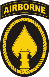Special Operations Command Decal