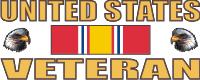 U.S. Veteran Decal