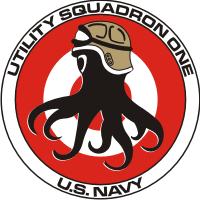 VU-1 Utility Squadron 1 Decal