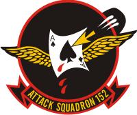 VA-152 Attack Squadron 152 Decal