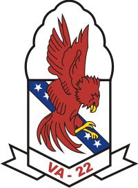 VA-22 Attack Squadron 22 Decal