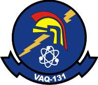 VAQ-131 Electronic Attack Squadron 131 Lancers Decal