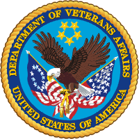 Department of Veterans Affairs Seal Decal