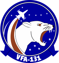 VFA-131 Strike Fighter Squadron 131 Decal