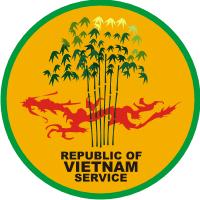 Vietnam Service Decal