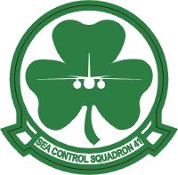 VS-41 Sea Control Squadron 41 Decal