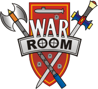 War Room Decal