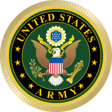 Army Seal Magnet (v2)