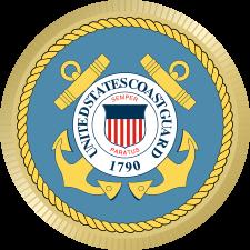 USCG Seal Magnet