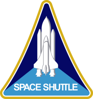 NASA Space Shuttle Decal