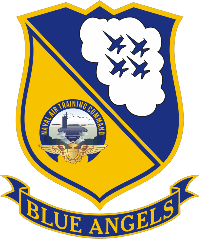 Blue Angels -Aircraft Version Decal
