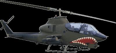 Bell AH-1 Cobra Decal